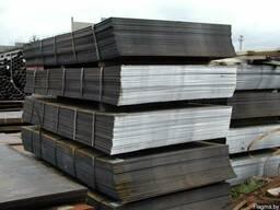 Лист г/к 10х1500х6000 ст. 3, лист стальной 10*1, 5*6 ст3,