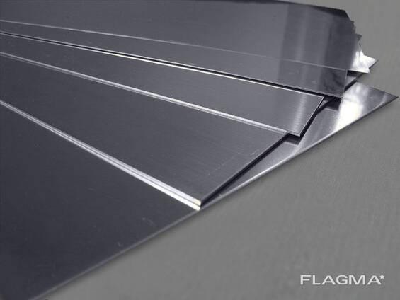 Алюминиевый лист гладкий 2мм