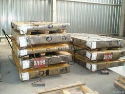 Листы AISI 321 в наличии на складе в Минске