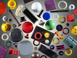 Литье изделий из пластмасс под давлением