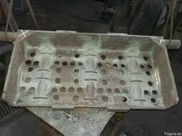 Литьё жаропрочных сталей