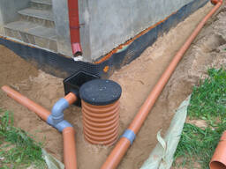 Ливневая канализация, канализация под ключ