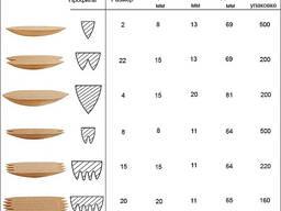 Лодочки для ремонта древесины