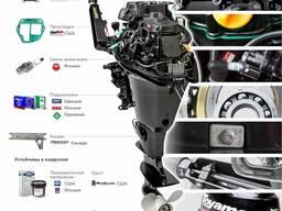 Лодочный мотор Parsun TC3.6BMS - фото 4