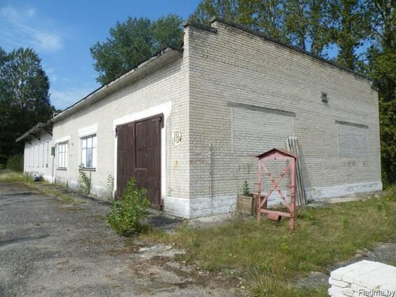 Логистический центр, производство, 17 зданий в собственности