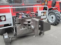 Локомобиль машина для жд путей универсальная «Беларус»МУ-466
