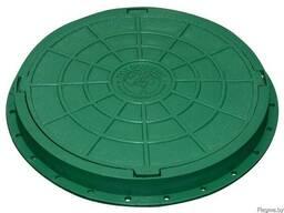 Люк пластиковый до 3,5 тонн для ЖБИ крышек