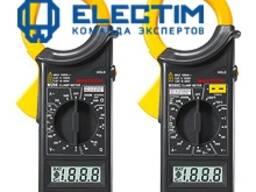 M266c токовые клещи цифровые (mastech)