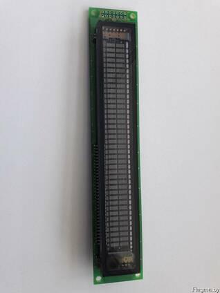 M402SD62AA вакуумно-люминесцентный индикатор 40 x 2, англ/ру
