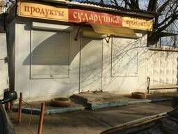 Магазин-павильон