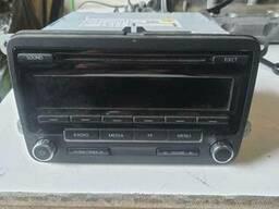 Магнитола (аудио система) Volkswagen Golf 6