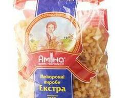 """Макароны из мягких сортов пшеницы в ассортименте ТМ """"АМИНА"""""""