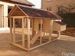 Малобюджетное строительство. Дачные домики, бытовки - фото 5