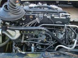 Мотор и кпп на маз зубренок 0824 0826