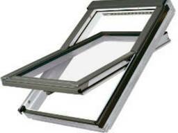 Мансардное окно Fakro PTP-V U3 134x98 (ПВХ, однокамерное)