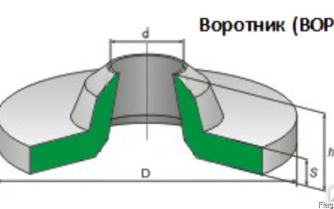 Манжета пневматическая ГОСТ 6678-53