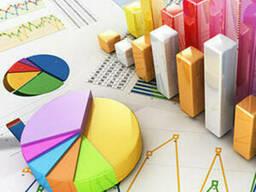 Маркетинговые исследования. Анализ рынка и тп