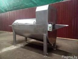 Машина для мойки субпродуктов МСп-1-450 из нержавеющей стали