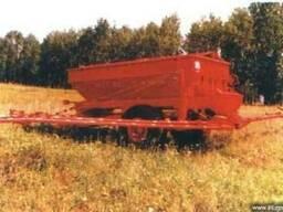 Машина для внесения твердых минеральных удобрений МТТ-4Ш