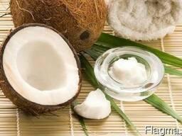 Масло кокосовое рафинированное дезодорированное