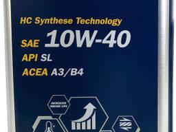 Масло моторное 10w40 API SL ACEA A3/B4 Mannol Defender (4л,1л)