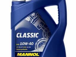 Масло моторное Mannol Classic 10w-40