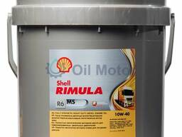 Масло моторное Shell Rimula R6 10w40 20L