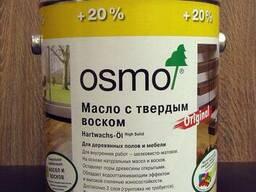 Масло с твердым воском Osmo Original для паркетных полов