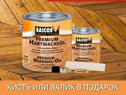 Масло с твердым воском Premium Hartwachsöl 0.75 l