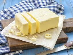 Масло сливочное и сыр