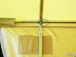 Материал для палатки торговой (тент) «Домик» 4х3, 3х4