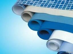 Материалы для бассейна. Плёнки. Гидроизоляционные покрытия