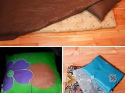 Матрац, подушка и одеяло - фото 1