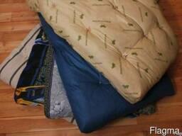 Матрац, подушка. Одеяло.