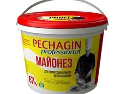 Майонез «Pechagin professional» жирность 67% ведро пвх 3 л.