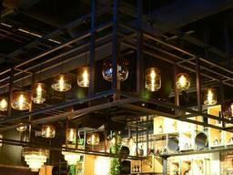Мебель и интерьер для ресторанов и баров