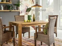 Мебель из массива дуба в европейском стиле