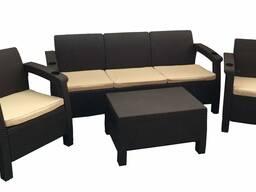 Мебель комплект Yalta Terrace Set Max