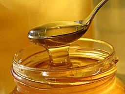 Мед янтарный сахарный, 25кг