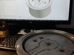 Изготовление фильер для экструзии, пресс форм и штампов