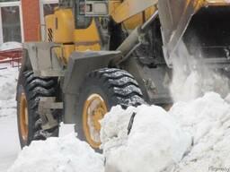 Механизированная уборка дорог от снега Жлобин