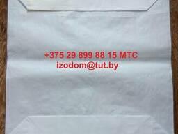 Мешки коробчатые ламинированные с клапаном полипропиленовые