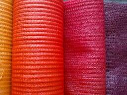 Мешки сетчатые на рулоне