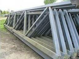 Металлические конструкции, строительные металлоконструкции