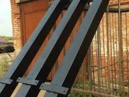 Металлические столбы с доставкой
