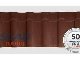 Металлочерепица Аллегро (Adamante) SSAB (Ruukki) 0,5мм