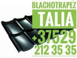 Металлочерепица BlachoTrapez Talia 35