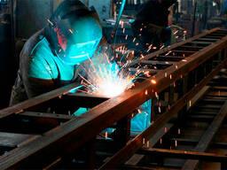 Металлоконструкции, изделия из металла