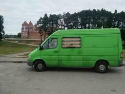 Междугородние грузоперевозки по Беларуси