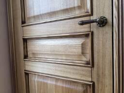 Межкомнатные двери из массива сосны, ольхи, дуба, ясеня
